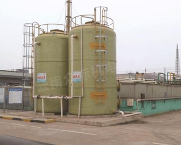 橡胶助剂500m³污水处理