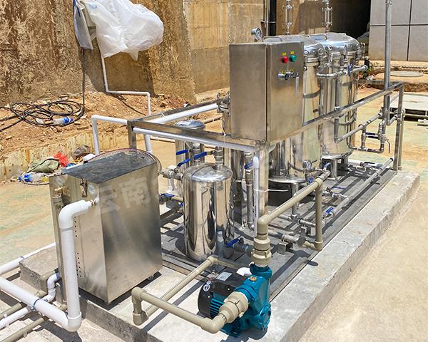 云南一体化污水提升泵站的产品简介「云南众标机电」
