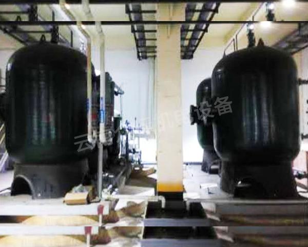濕法冶金萃取工藝專用除油設備