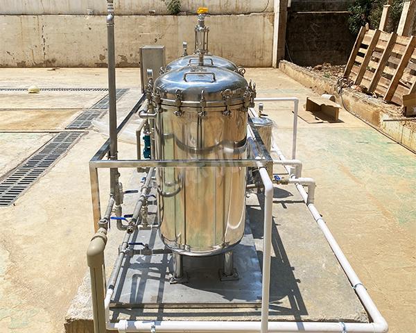 工業油水分離設備