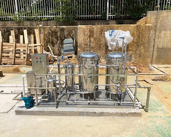 大理油離分離器廠家講講油水分離器工作原理及保養方法