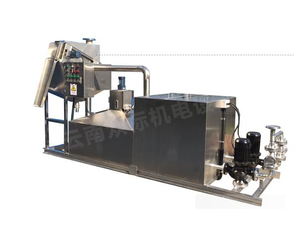 大理油水分離器廠家生產的全自動隔油設備,真是餐飲行業的福音!