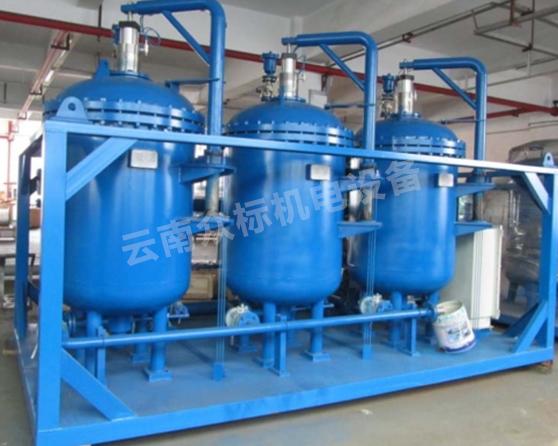 「工业油水分离器」工业油水分离器的工作原理