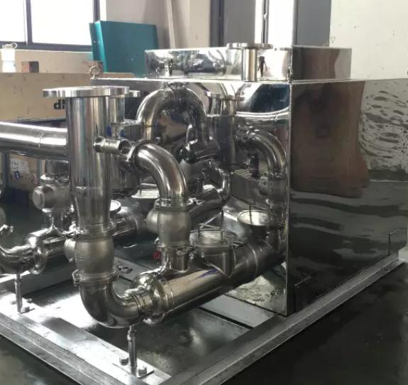 一体化污水提升装置的工作原理