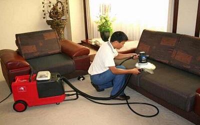 真皮沙发在清洗中需要注意的问题