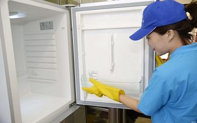 冰箱该如何祛除异味?