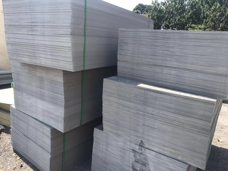 PVC灰色硬板