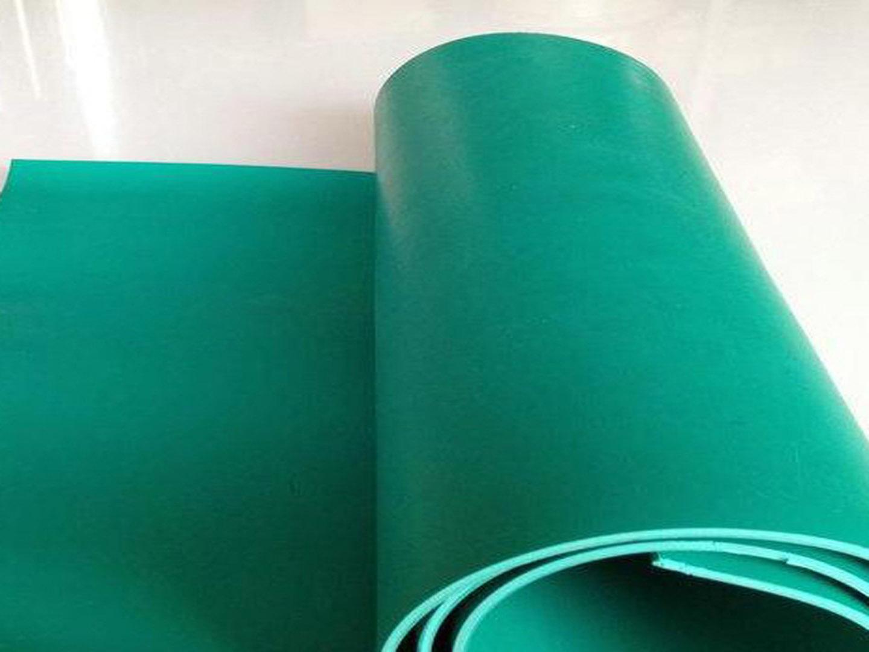 PVC绿软板
