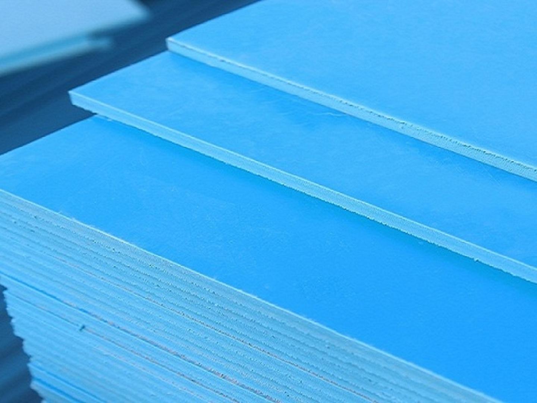 PVC蓝板