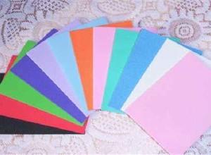 彩色珍珠棉片材