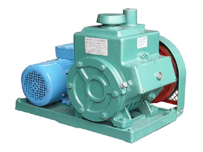 真空泵腐蚀的原因是什么?