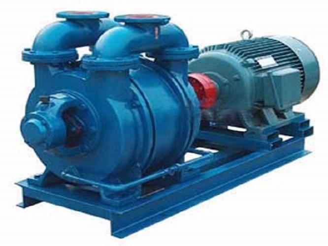 2x-8型双级旋片式真空泵