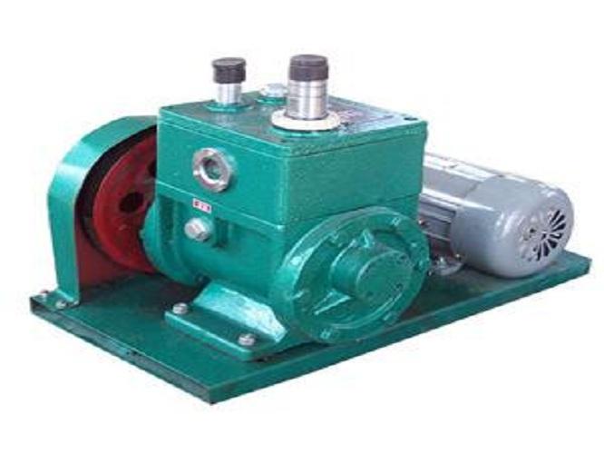 2x-4旋片式真空泵