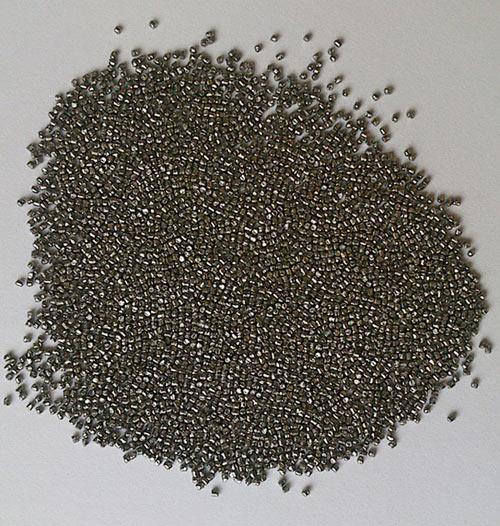 1.0mm不锈钢抛丸