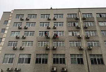 高楼维修清洁