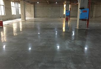 混凝土硬化地坪