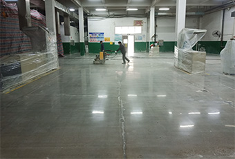 为什么说混凝土密封固化地坪是工业地坪的主流