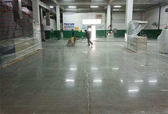 浅谈混凝土密封固化地坪的优势与适用范围