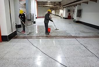 新做的水磨石地面需要做固化处理吗?