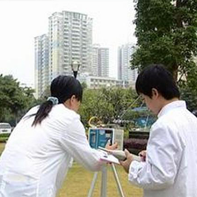 貴州廢氣檢測