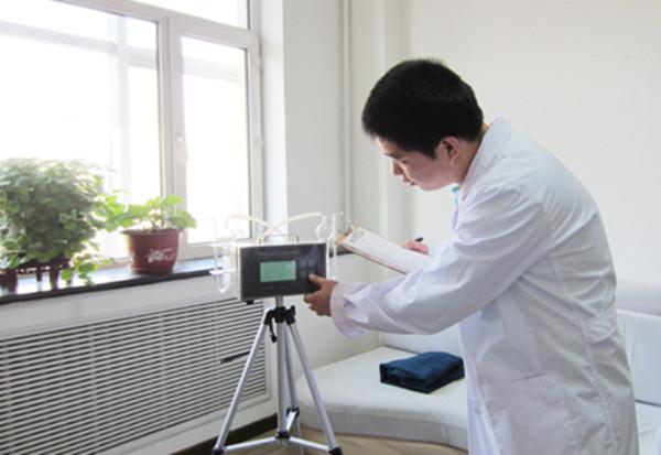 貴州空氣檢測