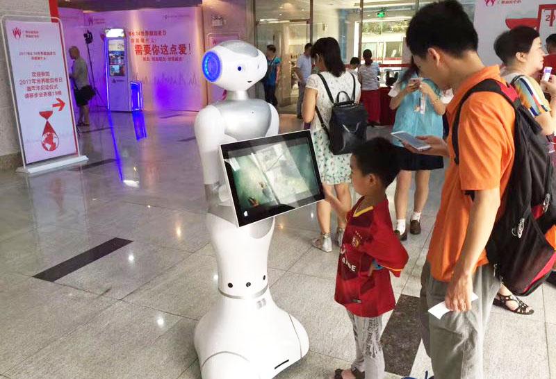 整体商务机器人设计思路按照人性化的思路