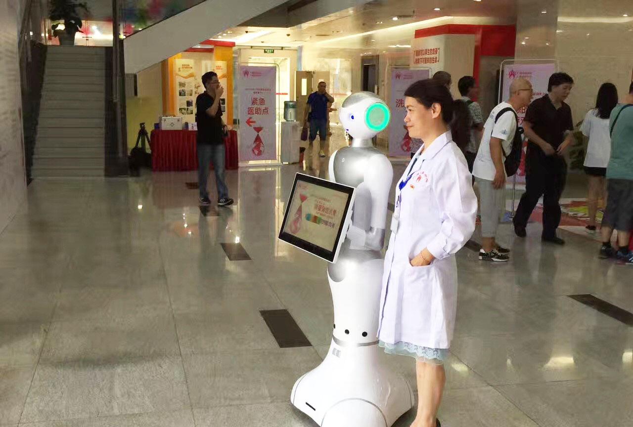 商用机器人产业的发展有着重大意义