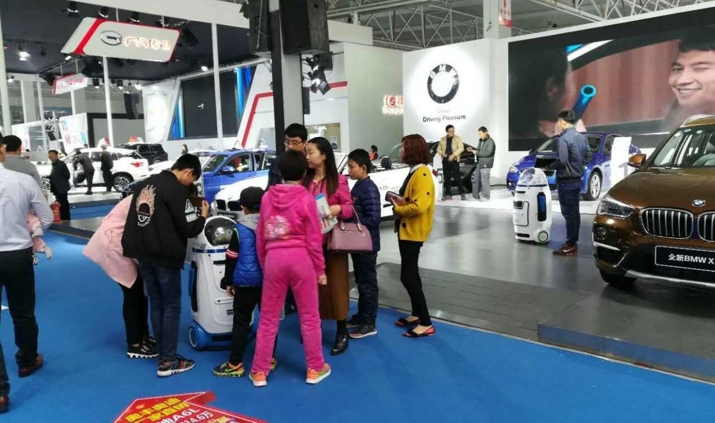 汽车销售机器人