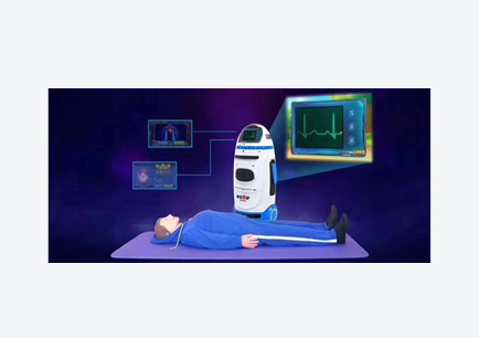 心肺复苏机器人运用展示