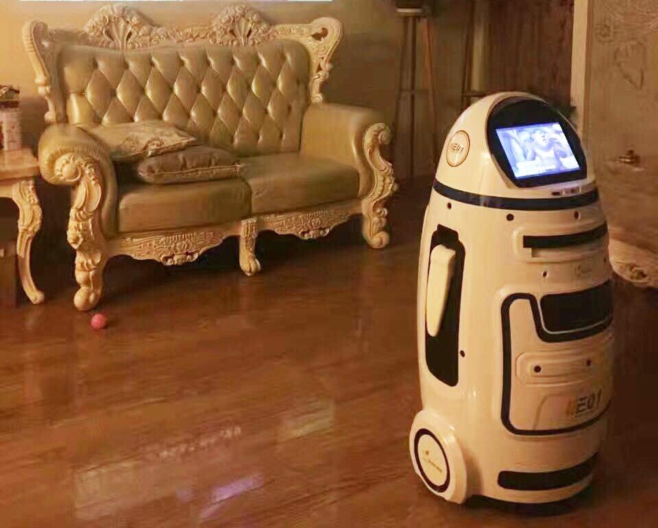 昆明小胖机器人