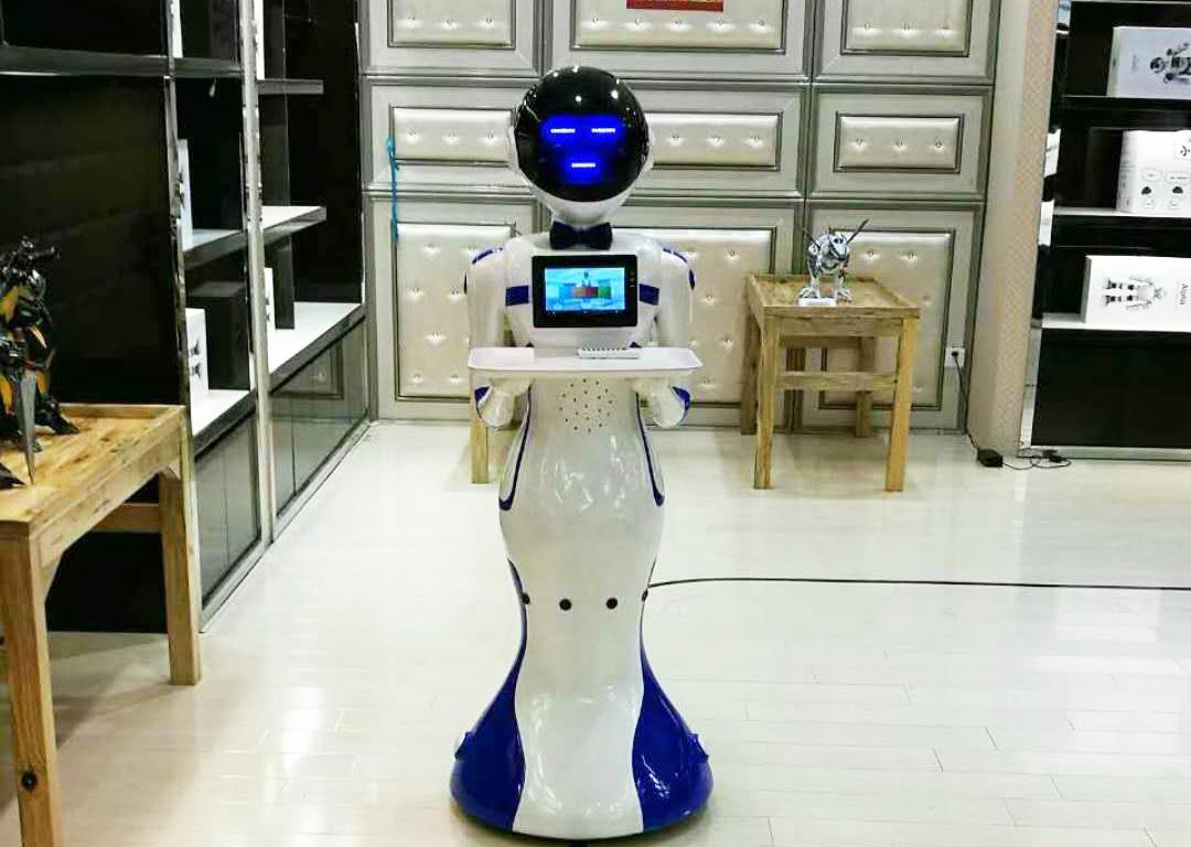 餐厅-机器人