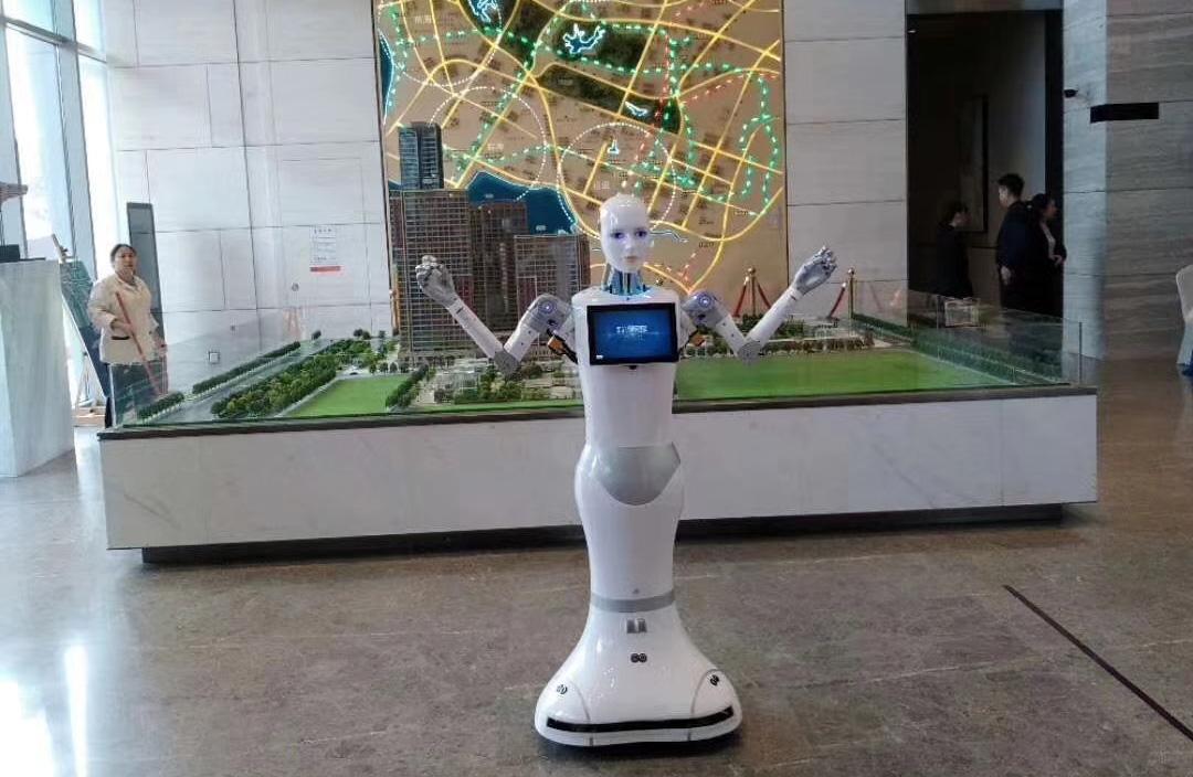 商用房地产机器人