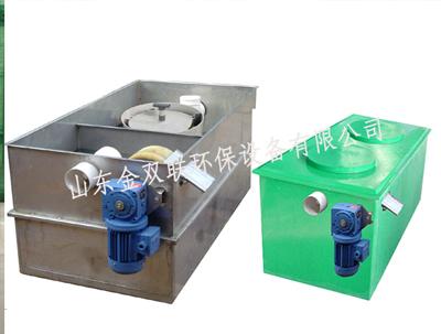 餐饮油水分离器适用范围
