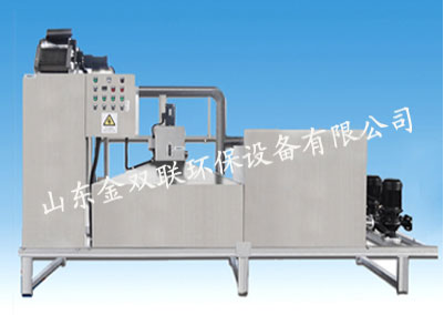 自流式自動油水分離機