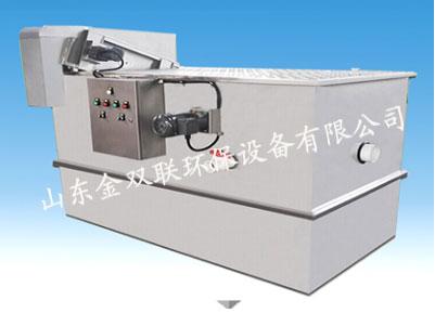 大型移动式油水分离机