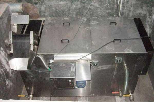 来宾餐饮油水分离器