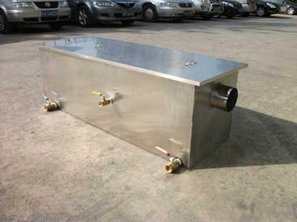 河池全自動油水分離器