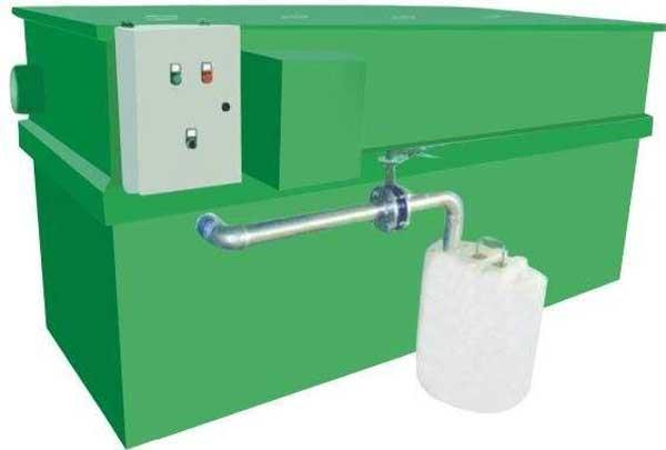 玉林工業油水分離器