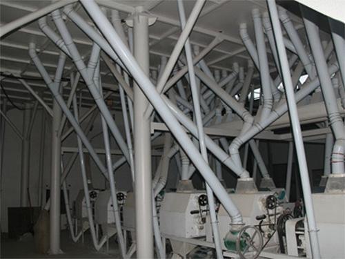50吨级面粉加工设备