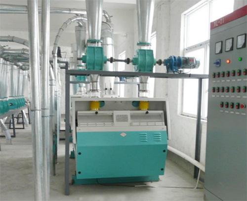 小麦磨粉设备厂家