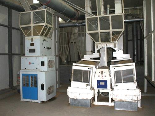 小米组合碾米机加工设备
