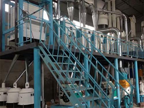 200吨级玉米加工设备