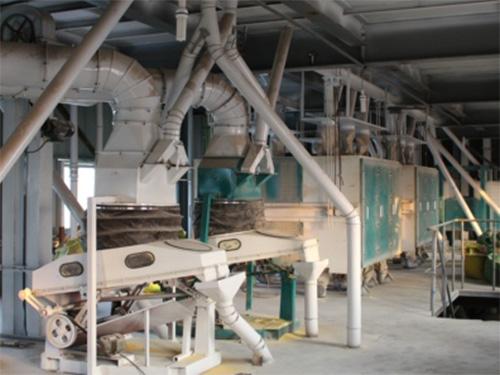 新型玉米加工机械