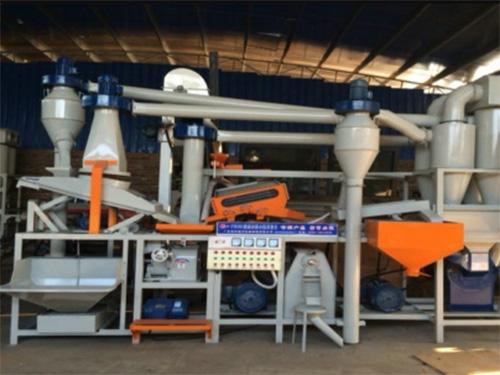 50吨大米加工设备在坦桑尼亚安家落户