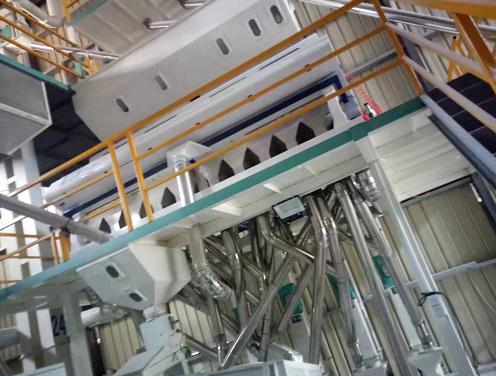 广西100吨级大米加工设备价格