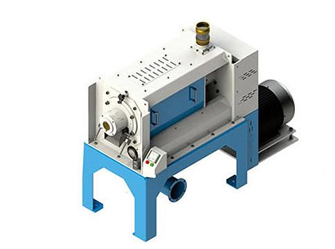 大米加工成套设备中常用的三种筛面组合形式