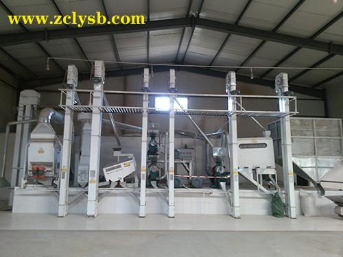 日产15吨大米加工设备