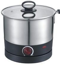 浅析正确使用蒸汽夹层锅方可确保安全以及夹层锅的整体结构说明
