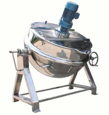 海口电加热夹层锅