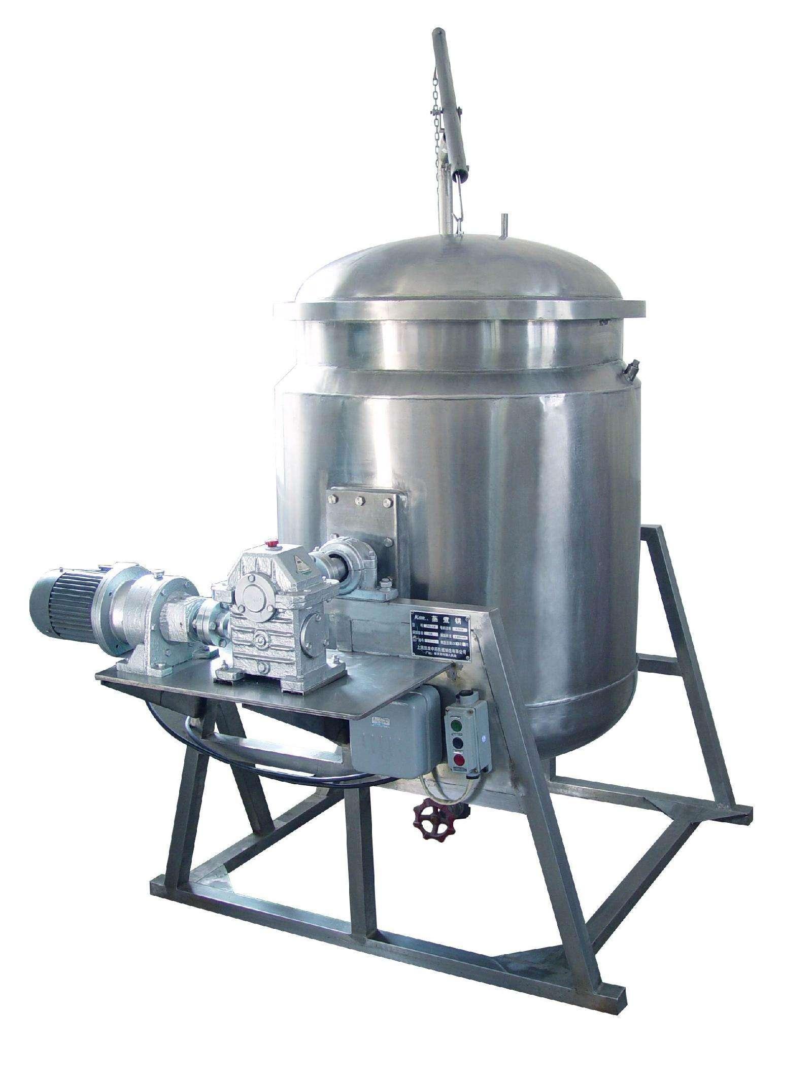 浅析燃煤导热油夹层锅的保温性